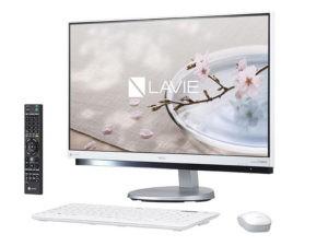 NEC LAVIE Desk All-in-one DA770/GAW PC-DA770GAW