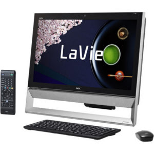 NEC LAVIE Desk All-in-one DA570/GAB PC-DA570GAB