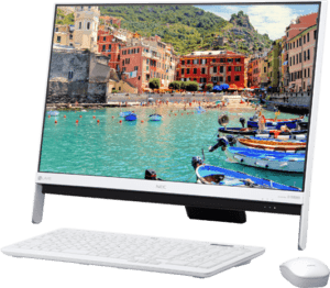 NECLAVIE Desk All-in-one DA370/HAW PC-DA370HAW