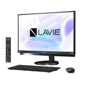 NEC LAVIE Desk All-in-one DA770/HAB PC-DA770HAB