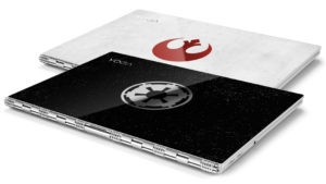 レノボ Star Wars Special Edition Lenovo Yoga 920 Galactic Empire