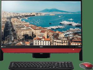 NEC LAVIE Desk All-in-one DA370/KAR PC-DA370KAR