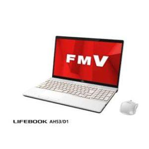 富士通 FMV LIFEBOOK AH53/D1
