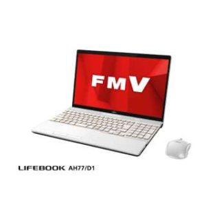 FMV LIFEBOOK AH42/D1 FMVA42D1W [プレミアムホワイト]