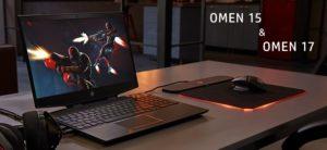 OMEN by HP 15-dh0014TX ベーシックモデル