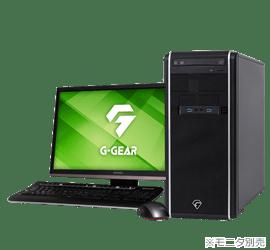 G-GEAR ブレイドアンドソウル 推奨 PC スタンダードモデル